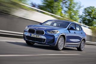 BMW X2   - Das Coupé-SUV kommt ans Kabel