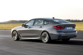 BMW 6er Gran Turismo   - Größere Nüstern, kleinerer Durst