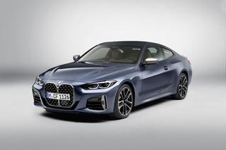 BMW 4er  - An der Nase sollst du ihn erkennen
