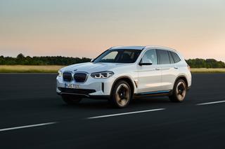 BMW iX3  - Neustart