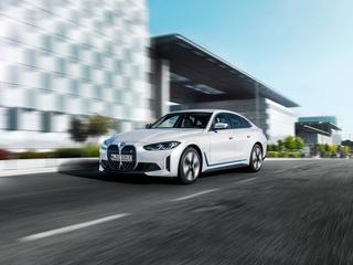 BMW i4  - Hochspannung für die Mittelklasse