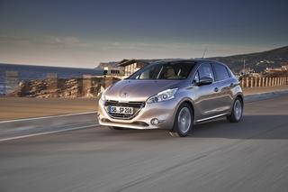 Peugeot 208 - Start-Stopp auch für Benziner