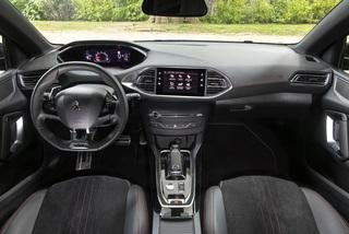 Aktualisierter Peugeot 308  - Digitales Cockpit serienmäßig
