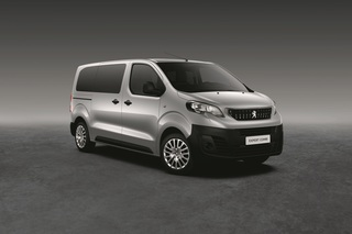 Citroen Jumpy Kombi/Peugeot Expert Kombi - Gleiches Auto, gleicher ...