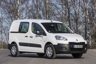 Peugeot Partner Electric - Lieferwagen mit Ion-Motor