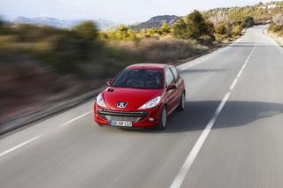 Peugeot 206+-Sondermodell - Schicker und billiger