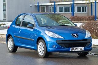 Peugeot Sondermodelle - Drei Kleinwagen für die Stadt