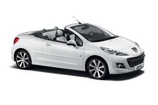 Peugeot 207 CC Sondermodell - Für den Sommer schick gemacht