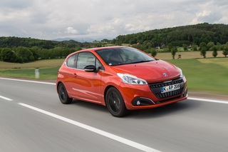 Peugeot 208 - Neuer Basis-Dreizylinder mit mehr Kraft