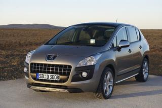 Peugeot 3008 - Günstiger fahren und mehr sehen