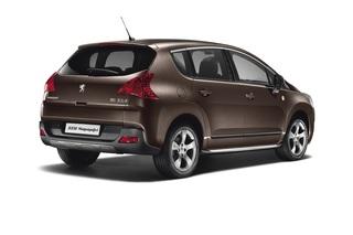 Peugeot 3008 Napapjiri - Modische Crossover-Kooperation