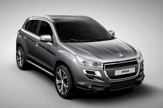 Peugeot 4008 - Im Bunde der teuerste