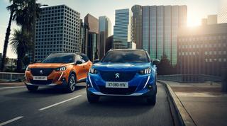 Peugeot 2008 - Elektroversion ab 35.000 Euro