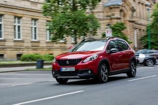 Test: Peugeot 2008 - Stadt und Land geht beides