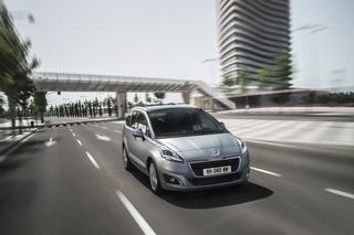 Peugeot 5008 - Frisches Gesicht