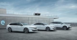Peugeot: Plug-in-Hybride starten Ende 2019 - 3008 und 508 werden zu...