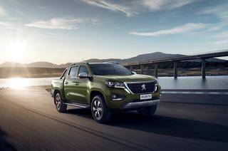 Peugeot Landtrek - Löwen-Laster