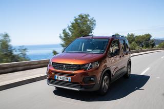 Peugeot Rifter 4x4 - Hochdachkombi wird geländegängig