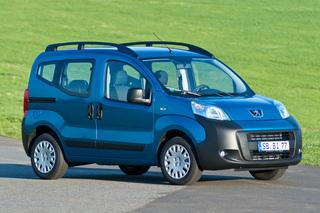 Peugeot Bipper - Neue Basis