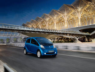 Peugeot Ion - Der gibt jetzt was zurück