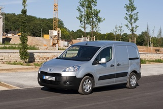 Peugeot Partner Kastenwagen - Mehr Diesel-Power