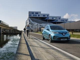 Renault Zoe - Upgrade für den Strom-Bestseller