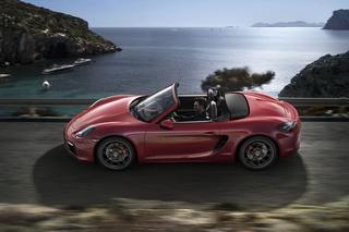 Porsche Boxster/Cayman GTS - Aufgalopp mit Extra-Pferdchen (Vorabbe...