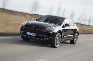 Test: Porsche Macan Diesel - Mehr SUV als Sportwagen