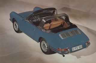 Porsche Targa - Zurück zu den Wurzeln