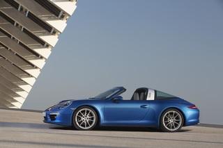 Porsche 911 Targa - Hut ab für den Neuen (Vorabbericht)