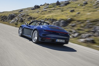 Porsche 911 Cabrio - Offen für Hochleistung
