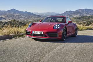 Porsche 911 GTS  - Vom Turbo geküsst