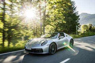 Fahrbericht: Porsche 911 Targa 4S  - Der Enkel mit dem Henkel