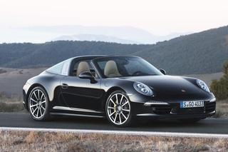 Porsche 911 Targa - Back to the roof (Kurzfassung)
