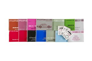 Porsche: Nachdruck originaler Betriebsanleitungen - Neue Dokumente ...