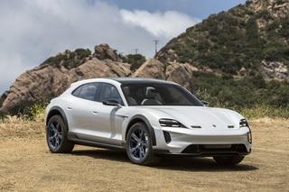 Porsche E Cross kommt - Zweites Elektro-Modell jetzt offiziell
