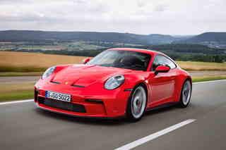 Fahrbericht: Porsche 911 GT3 Touring-Paket - Siegertyp