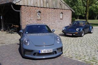 Porsche 911 Turbo (930) und 911 GT3 Touring Paket - (K)Eine Frage d...