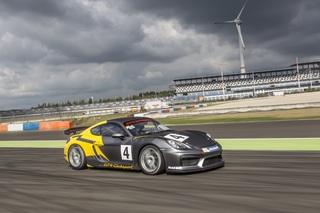 Fahrbericht: Porsche Cayman GT4 Clubsport - Von der Straße auf die ...