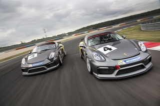 Fahrbericht: Porsche Cayman GT4 Clubsport - Der Budget-Rennwagen (K...
