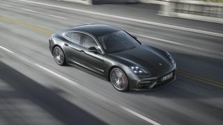 Test: Porsche Panamera Turbo - Warum nicht gleich so?