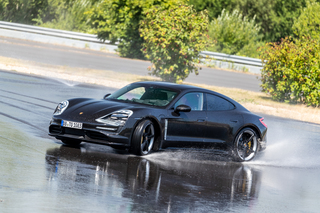 Vorstellung: Porsche Taycan - Geballte Ladung