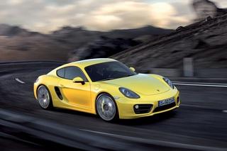 Porsche Cayman - Länger, breiter, schneller