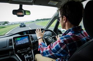 Nissan Qashqai-Entwicklung - Auto-Pilot für den Landstraßenstau