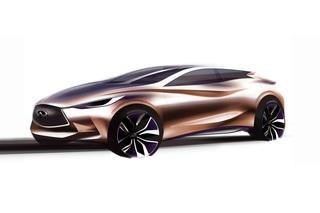 Infiniti Q30 Konzept - Kompakte Zukunftspläne