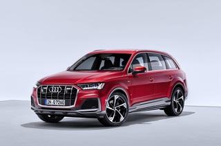 Audi Q7 - Mehr Dynamik im Dickschiff