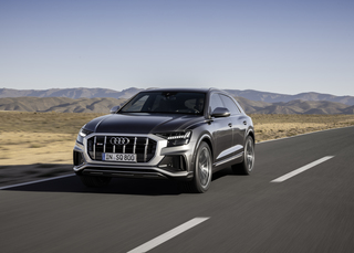 Audi SQ8 - Diesel-Sport im SUV