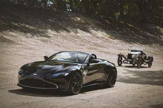 Aston Martin Vantage Roadster No. 3 - Kleine Hommage an einen 100jä...