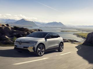 Renault Mégane E-Tech  - Von sehr schnarchig bis ziemlich schnell
