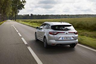 Fahrbericht: Renault Mégane Grandtour - Für verspielte Praktiker